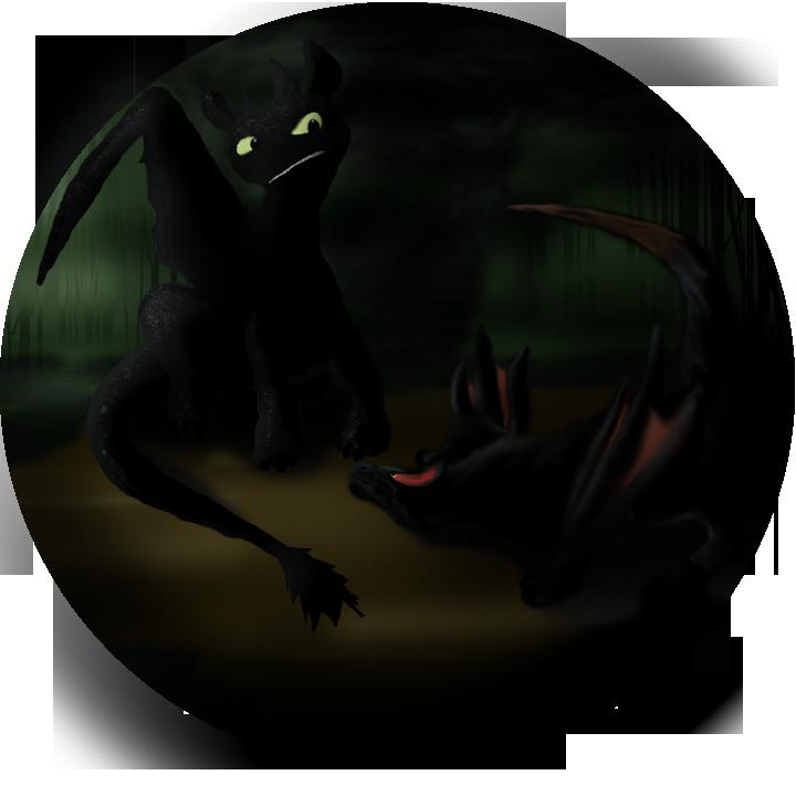 Nightcuga by philbot