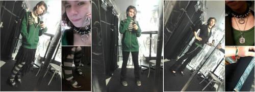 Slytherin Selfies ~ by DoktorJK