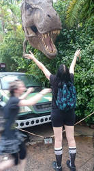 Jurassic Park Adventures... by DoktorJK