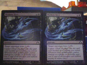 Magic: The Gathering Altered Shadow Slice