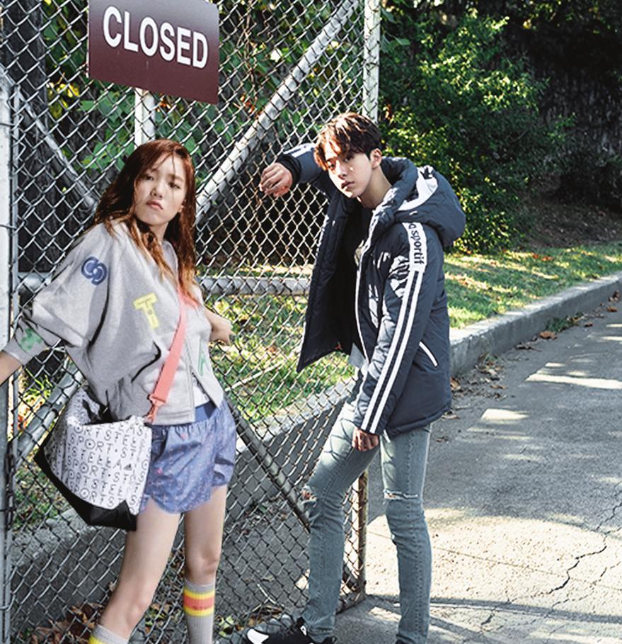 NamLee (Nam Joohyuk and Lee Sungkyung) by ajaesweg