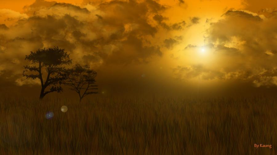 Beautiful Africa by mrkmhtet