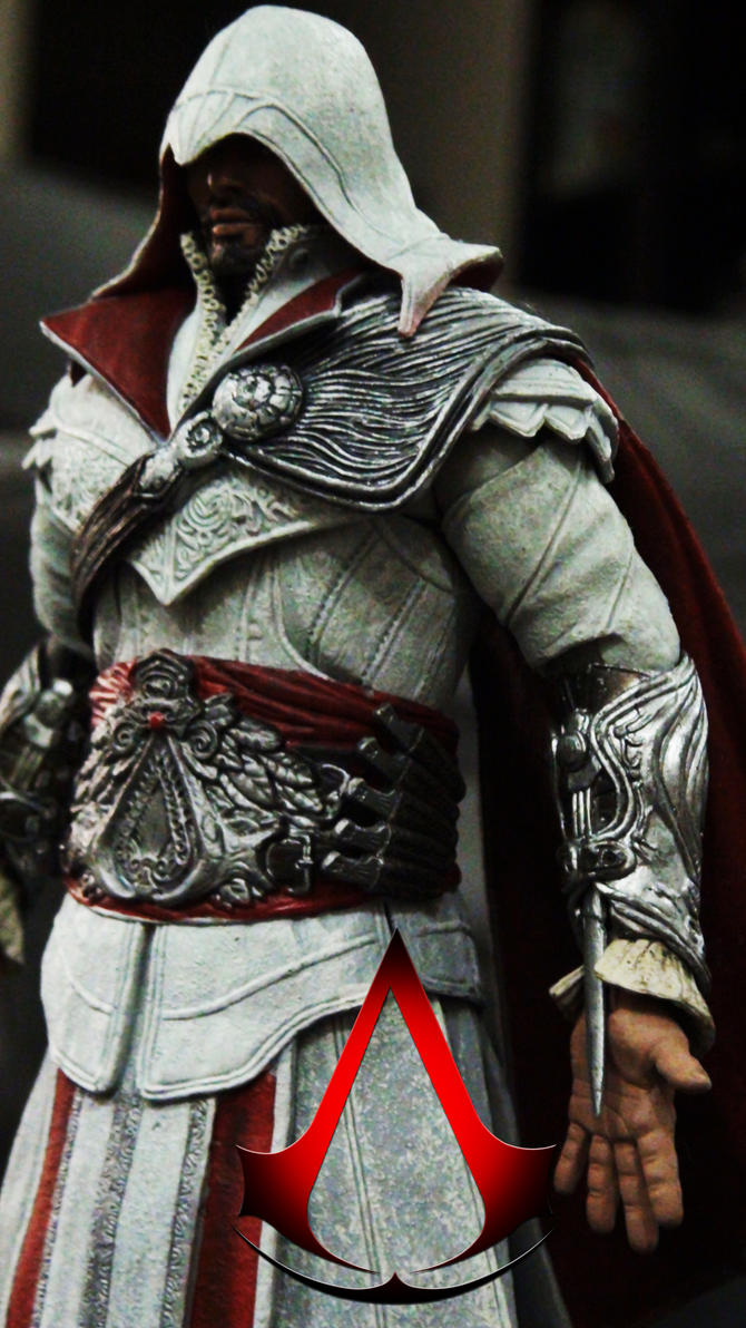 Assassin' Creed Enzio by mrkmhtet