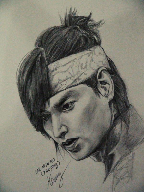 Lee Min Ho (Daejang) by mrkmhtet