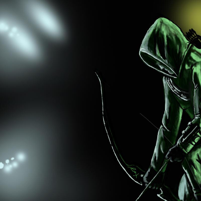 Arrow by mrkmhtet