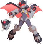 Megaman Model Thunderwing