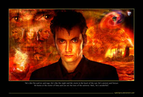 He Is The Fire... Doctor Who