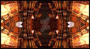 Reflective Abstract IV