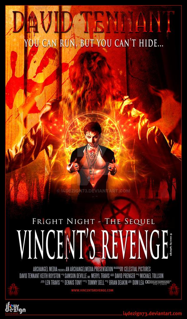 Vincent's Revenge (Concept Film Art)