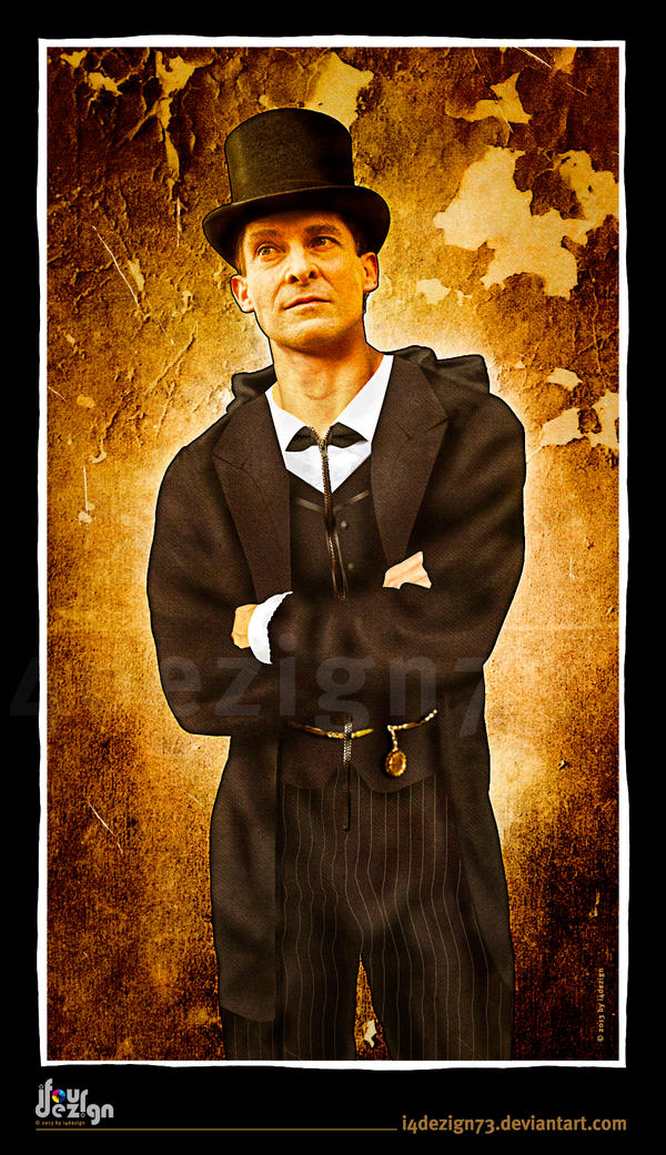 Sherlock Holmesie (Classic) by i4dezign73