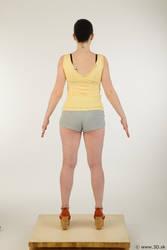 0005 Hazel - Whole Body Reference by 3DskPhotoReference