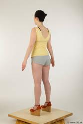 0004 Hazel - Whole Body Reference by 3DskPhotoReference