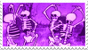 Spooky stamp :0 (4) by FilthyMemes