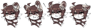 Torao's Expressions