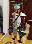 Kratonite Armor by Jonnyboy647