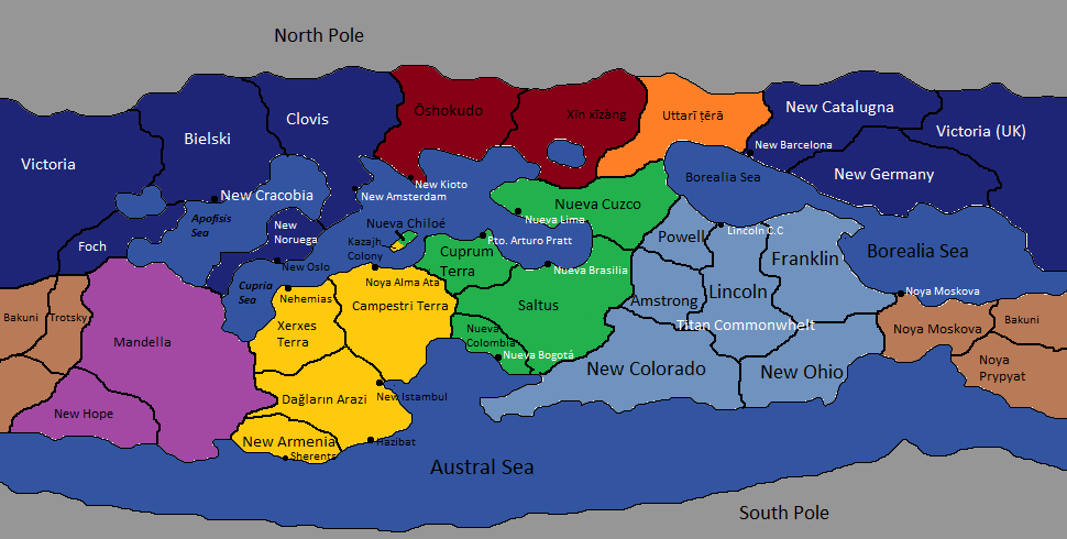 Terraformed an Map by bugerman284 on DeviantArt on map of a, map of all, map or,
