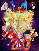 Happy Birthday Sonic - Eggman