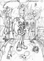 Sonic Colours is NOT for kids