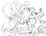 SonicGenerations Sketch JE2011