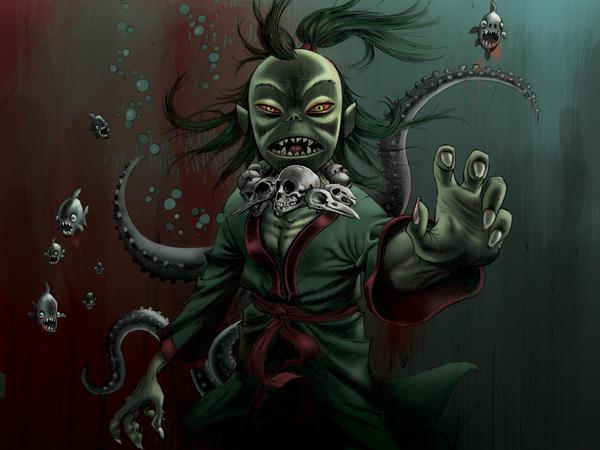 Art dans ta face ! Sandy_The_River_Demon_by_Sandyplz
