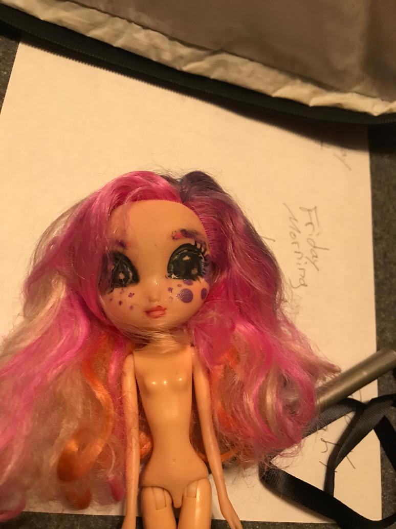 Doll custom by akm710