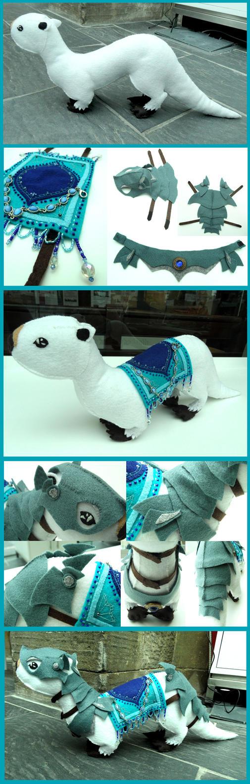 Battle Otter!! by daegfire