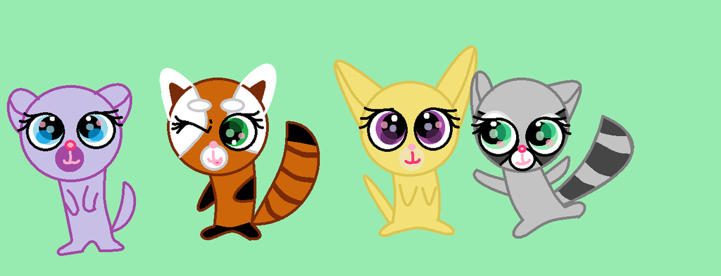 LPS OC's by PiperMagician