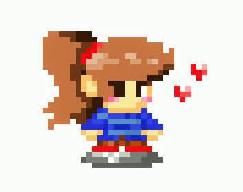 Me as a pixel art! by FireFox992