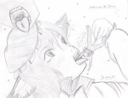 Chen's Mouseplay by Kimeria87