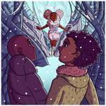 SnowDay Final Alim by Kimeria87