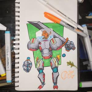 Newt Bot V1