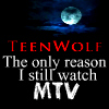 Teen Wolf Icon by BurningBridges44