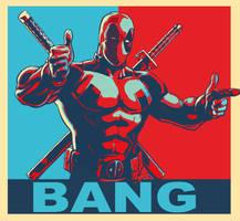 Deadpool Political by theblueblur242