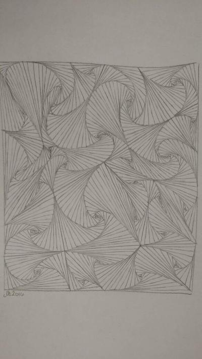 zen doodle by Frenzy5150