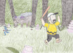 You're the Visiting Team, Charlie Brown [mashup] by BrotherMirtillo