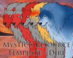 Mystic's Resource Template - Dire Build
