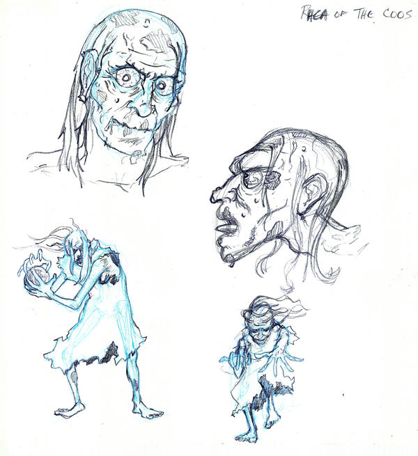Rhea Concept Sketches by kumajin1