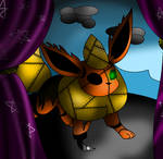 Five Nights At Eevee's (Flareon) {Foxy}