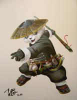 Pandaren by Velena-Gorosama