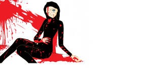 TWDG Marry bathes in victem's blood