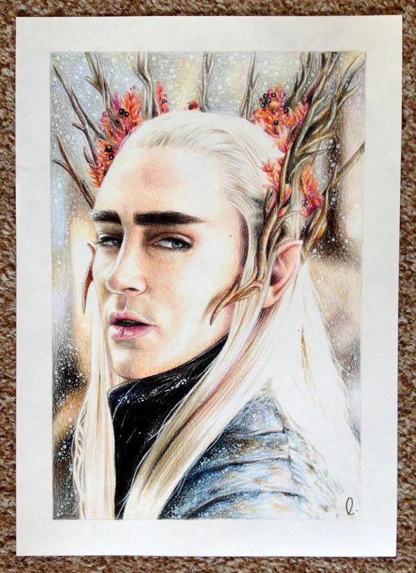the elvenking by llegolas