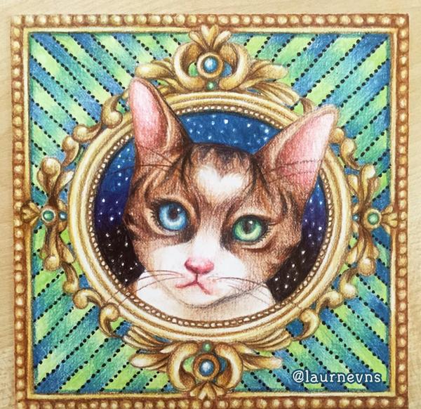 Kitty by llegolas