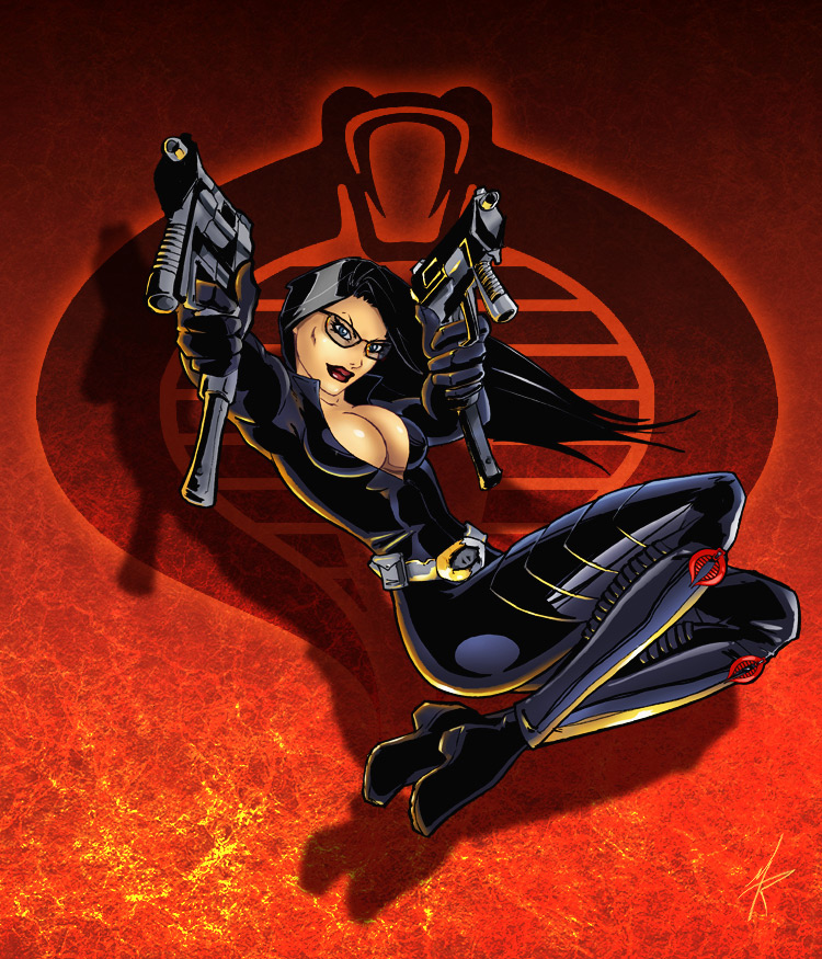 Rise of Cobra: The Baroness by HeroineAddict