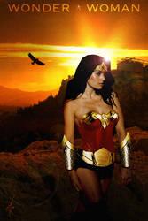 Wonder Woman Movie Manip