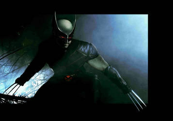 Wolverine: X-Force Style