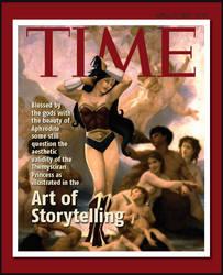 Time Magazine: Wonder Woman