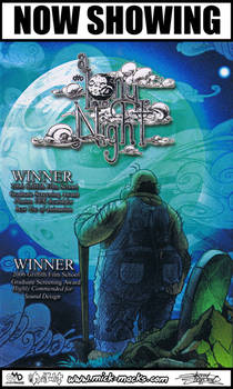 A Long Night Poster