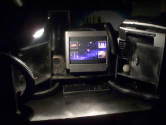 A Photo of my Cockpit 02 by JarrrodElvin