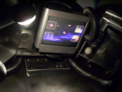 A Photo of my Cockpit 03 by JarrrodElvin