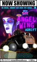 Angel Wing Adrift Poster by JarrrodElvin